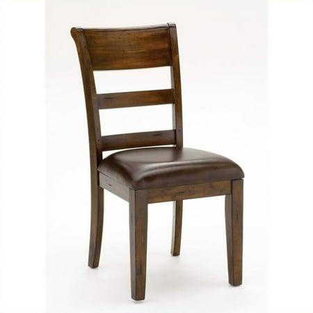 Hillsdale Park Avenue Dining Chair in Dark Cherry (Set of 2) (Renaissance Dark Cherry)