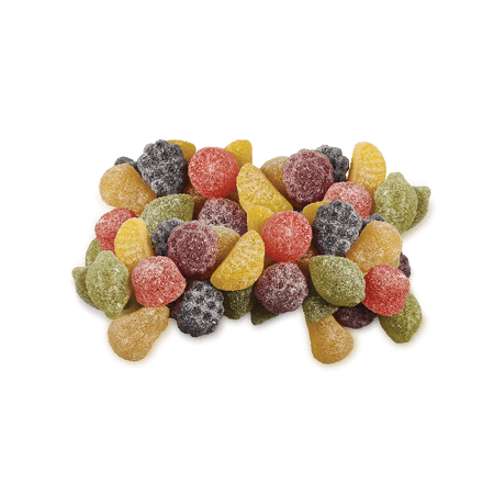 - Gustaf's English Fruit Pastilles - No artificial colors or flavors bulk candy 2 pounds