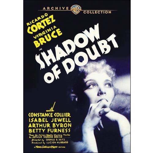 Shadow Of Doubt (1935) (Full Frame)