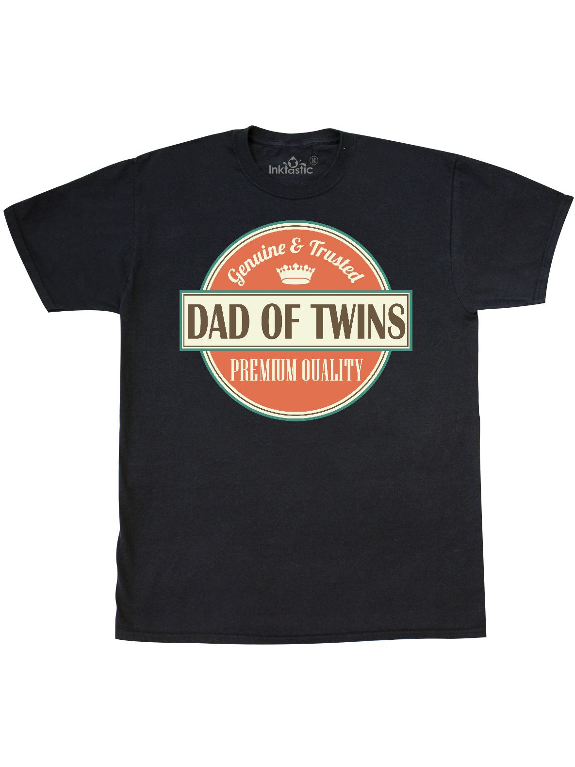 Dad Of Twins vintage T-Shirt