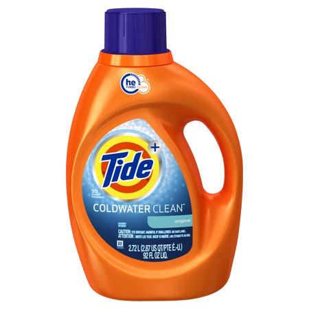 Coldwater Clean Fresh Scent He Turbo Clean Liquid Laundry Detergent  92 Oz   59 Loads