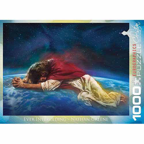 EuroGraphics Ever Interceding by Nathan Greene 1000-Piece Puzzle
