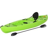 Lifetime Tahoma Kayak with Paddle (Lime Green)