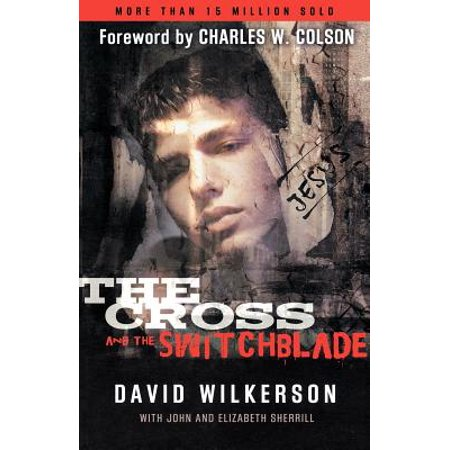 Cross and the Switchblade (Paperback)