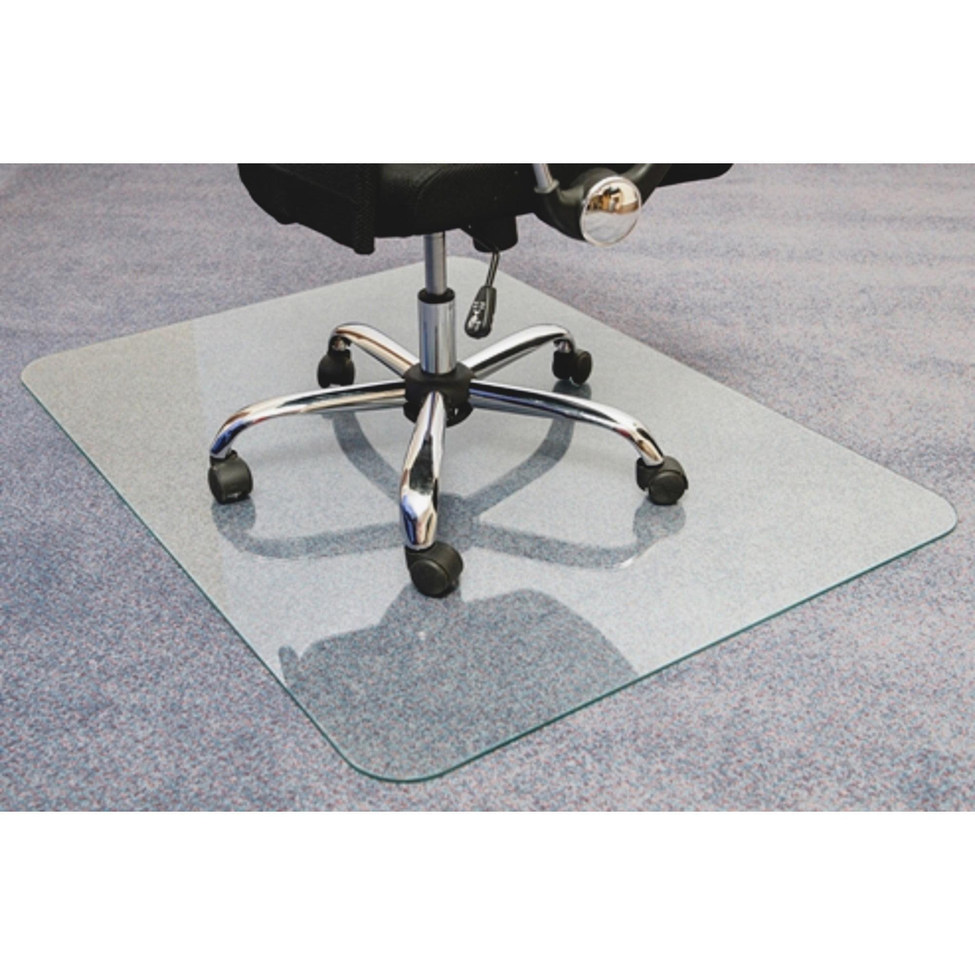 Cleartex Glaciermat Glass Chair Mat