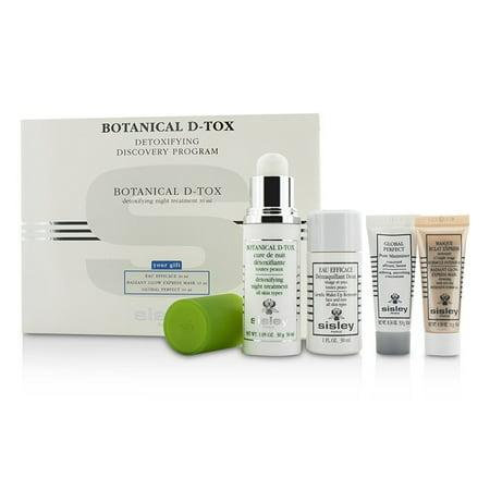 10ml Mask (Sisley - Botanical D-Tox Detoxifying Discovery Program: Botanical D-Tox 30ml + Make-Up Remover 30ml + Mask 10ml + Pore Minimizer 10ml)