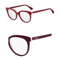 2f86875f4a Product Image FENDI Eyeglasses FF 0254 0C9A Red