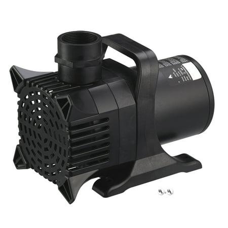 Submersible Waterfall Pump (Algreen Waterfall Pump, MaxFlo 5000)