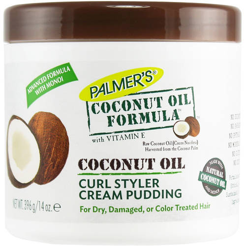 Palmer's Coconut Oil Formula Curl Condition Hair Pudding, 14 oz