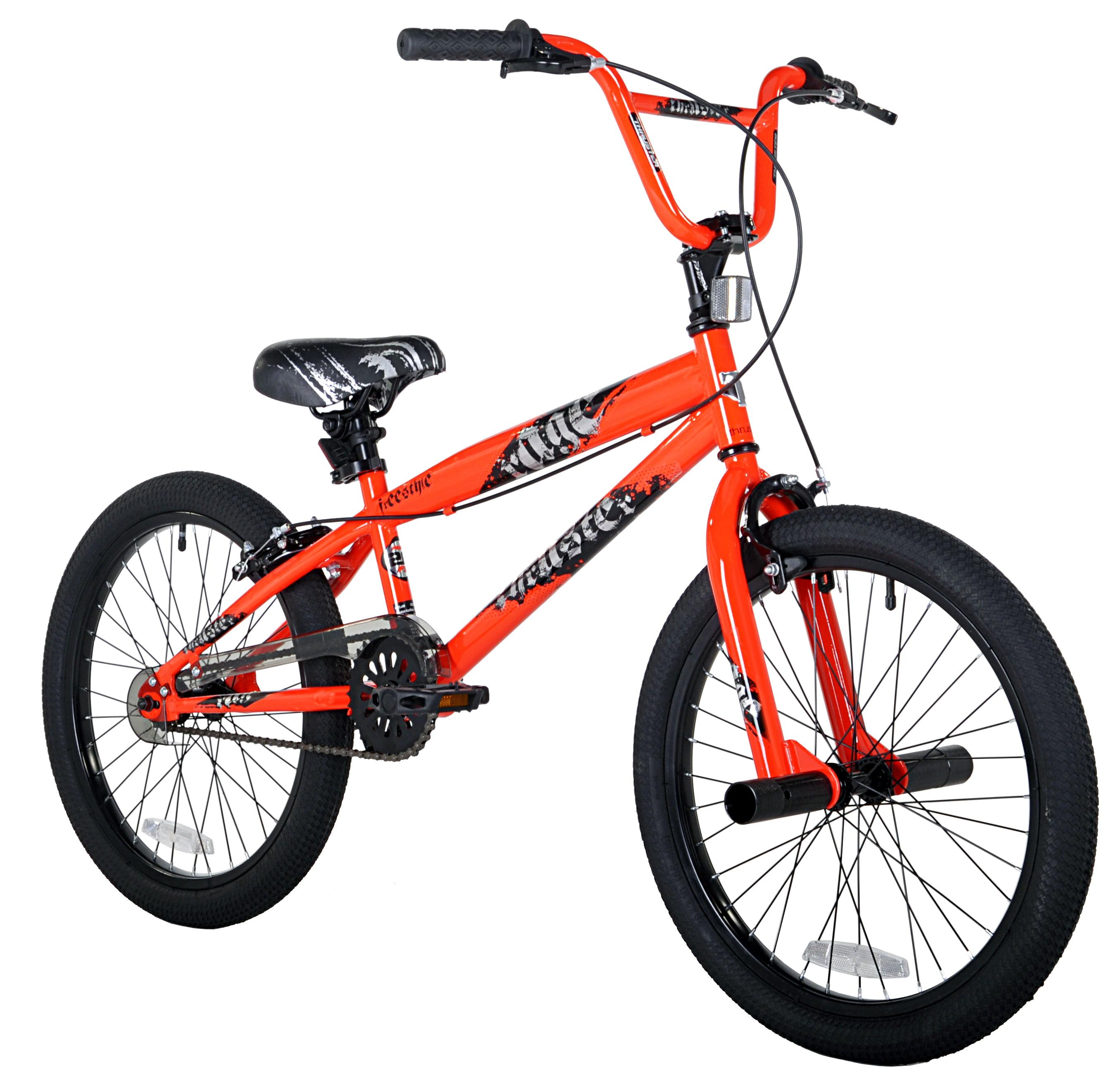 Boys 20 Inch Bike >> Kent 20 Rage Bmx Boy S Bike Orange For Height Sizes 4 2 And Up