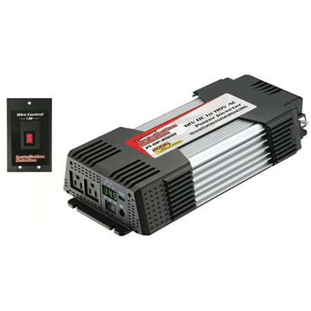 SCY PIDP2000 Pipemans 2000 watts Power Inverter - image 1 of 1