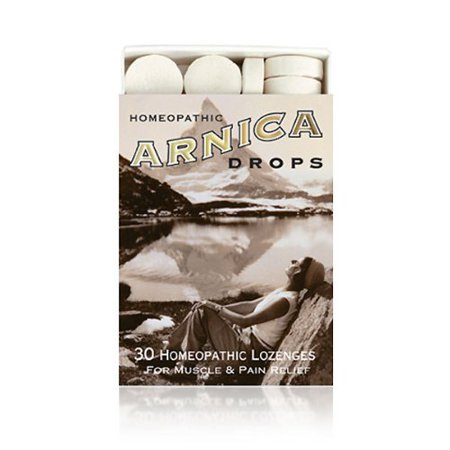 Arnica Drops (Body)Historical Remedies Homeopathic Arnica Drops Repair And Relief Lozenges - Case Of 12 - 30 Lozenges By Historical Remedies