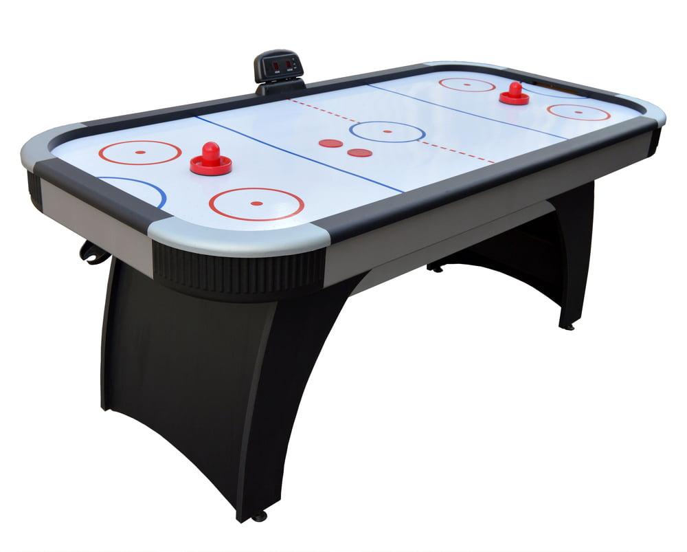 Carmelli Silverstreak 6' Air Hockey Table by