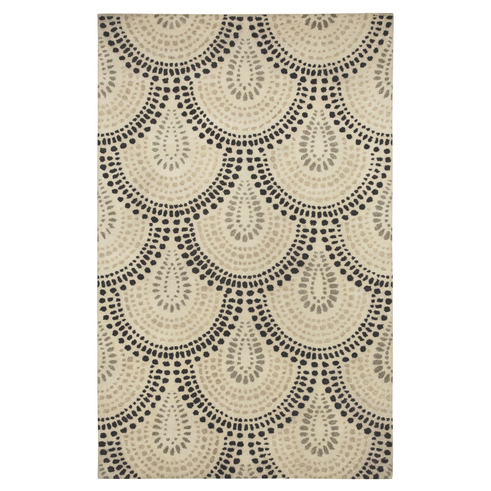 Capel Rugs Myles Eggshell Area Rug