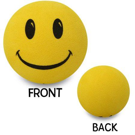 Happy Balls Happy Face Antenna Topper