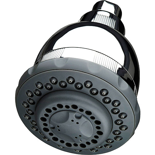 Culligan Filtered Wall-Mount Showerhead With Massage WSH-C125