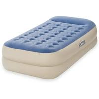 Deals on Intex 18-inch Dura-Beam Raised Pillow Rest Air Mattress Twin
