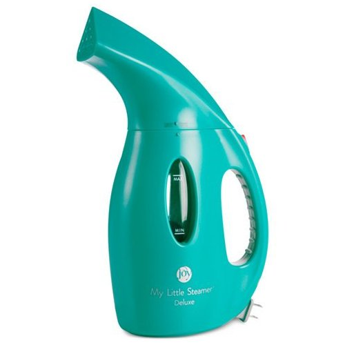 Joy Mangano My Little Steamer Deluxe, Teal