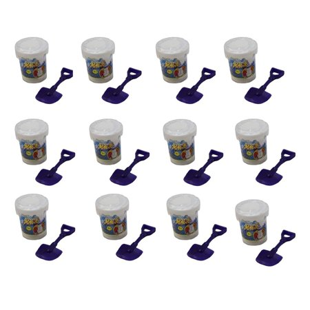 Bulk Fake Snow Winter Party Supplies Favor Set - 12 Mini Snowman Slime/Putty](Bulls Party Supplies)