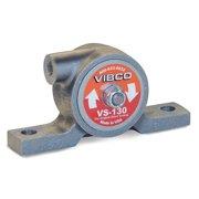VIBCO VS-130 Pneumatic Vibrator,75 lb,8000 vpm,80 psi