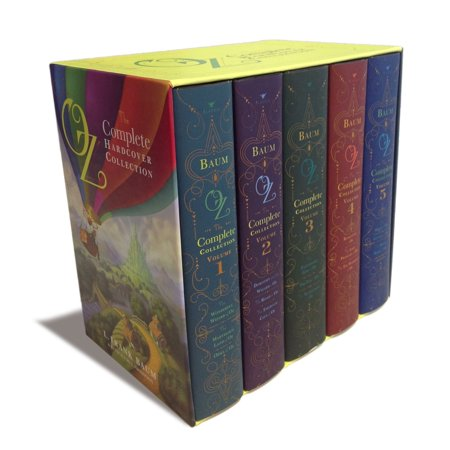 Oz, the Complete Hardcover Collection : Oz, the Complete Collection, Volume 1; Oz, the Complete Collection, Volume 2; Oz, the Complete Collection, Volume 3; Oz, the Complete Collection, Volume 4; Oz, the Complete Collection, Volume