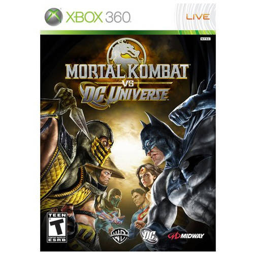 Mortal Kombat Vs. Dc Universe (Xbox 360) - Pre-Owned