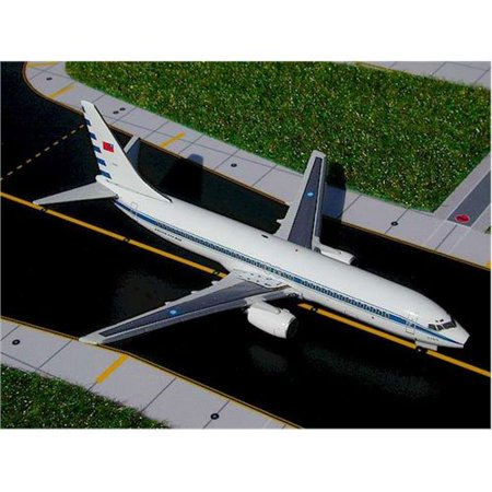 Gemini Jets Diecast Taiwan Air Force B737-800 Model Airplane