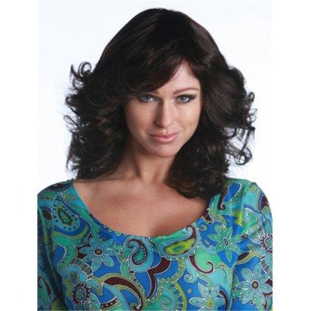 Wicked Wigs 812223010441 Women Foxy Mocha - Brown Wig](Foxy Cleopatra Wig)