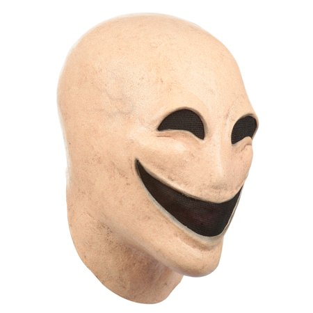 Adult Creepypasta Splendorman Scary Latex Mask - Hockey Mask Scary