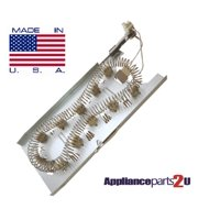 WP3387747 AP2U REPLACEMENT FOR KENMORE & WHIRLPOOL CLOTHES DRYER - HEATING ELEMENT 3387747
