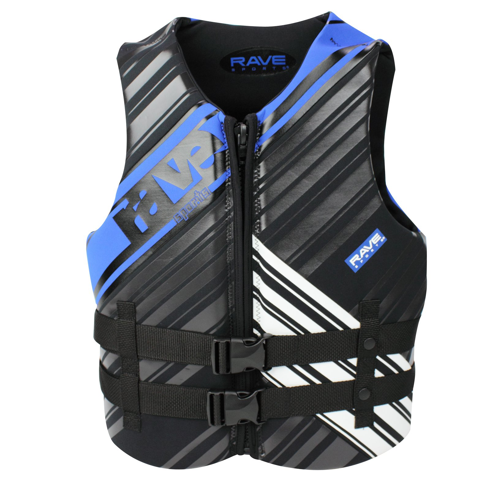 Rave Sport Men's Neo Life Vest, Large, Black by Generic