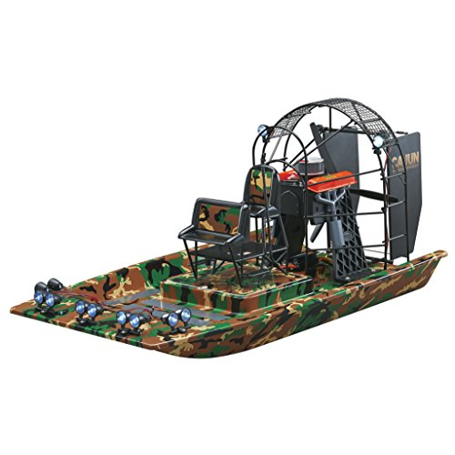 AquaCraft Cajun Commander Brushless Scale Airboat RTR Veh...