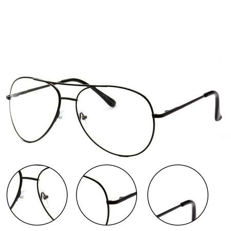 Classic Super Star Aviator Glasses Phantom Black