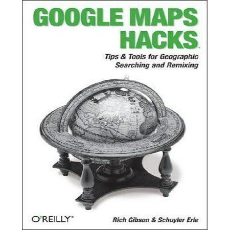 Google Maps Hacks
