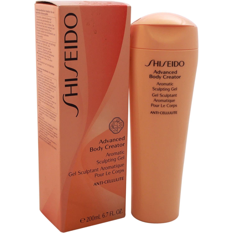 Shiseido Body Creator Aromatic Anti Cellulite Sculpting Gel, 6.7 oz
