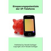 Einsparungspotentiale der IP-Telefonie - eBook