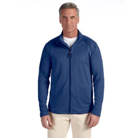 Jones Zip - Devon & Jones Men's Stretch Tech-Shell® Compass Full-Zip