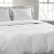 """I AM A Natural Down Duvet/Comforter in White with 550 FP in 88""""x88"""""""