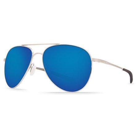 Costa Del Mar Cook COO 21 Brushed Palladium Sunglasses (Costa Del Mar Palladium)
