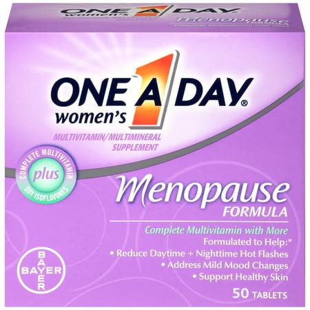 One A Day Women's Menopause Formula Multivitamin Supplement, 50