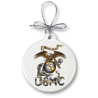 USMC Marine Corps Eagle-Christmas Tree Ornaments