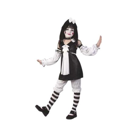 Childs Gothic Rag Doll Costume for $<!---->