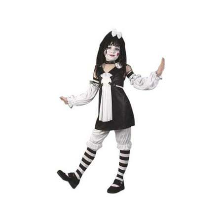Childs Gothic Rag Doll Costume - Rag Doll Costume Kids