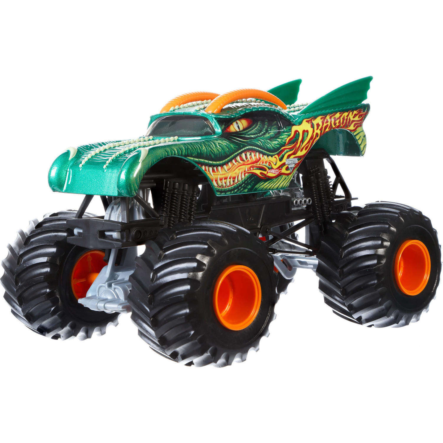 Hot Wheels Monster Jam Dragon Vehicle