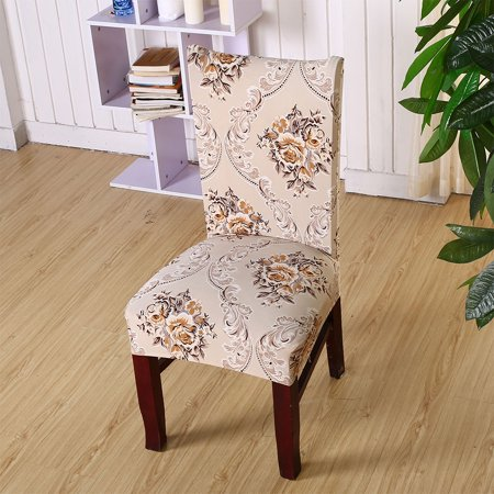 Removable Chair Cover Stretch Elastic Slipcovers for Weddings Banquet Folding Hotel Chair Covering Just like seeing you first General purpose