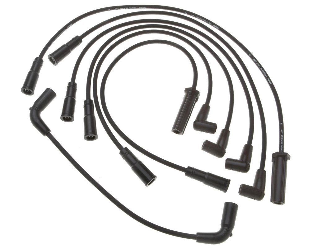 Ac Delco 9746v Spark Plug Wire Oe Replacement