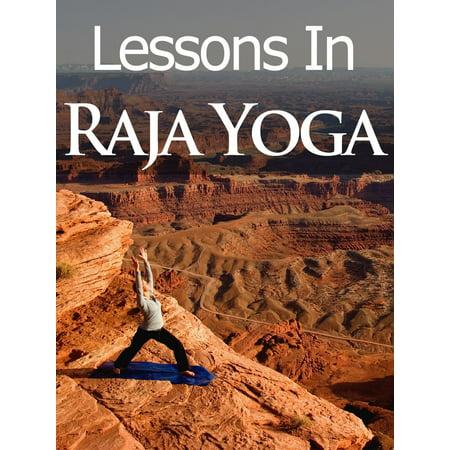 Lessons in Raja Yoga - eBook](Halloween Yoga Lesson Plan)