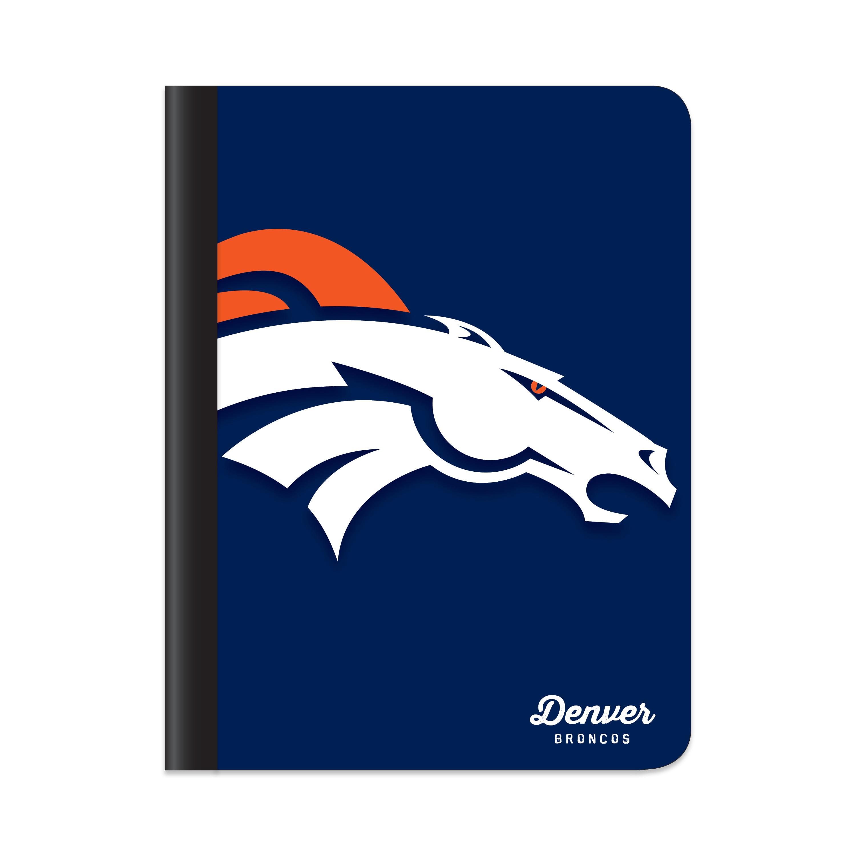 Denver Broncos Classic Composition Book