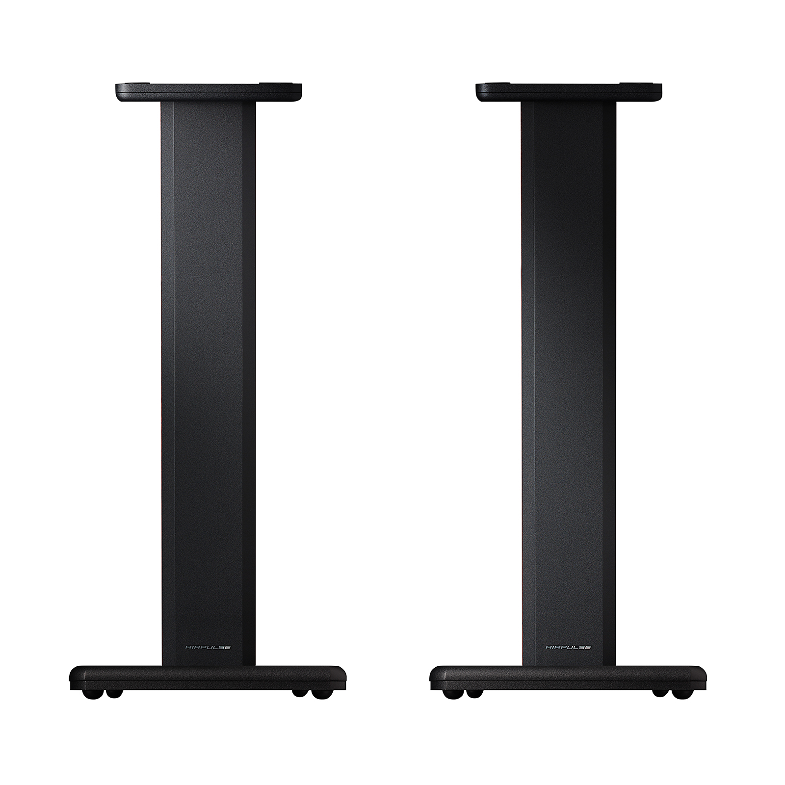 AirPulse Speaker Stands ST200 for A200 Hollowed Stands For Optional Sand Filling Tuning - Pair - image 1 of 3