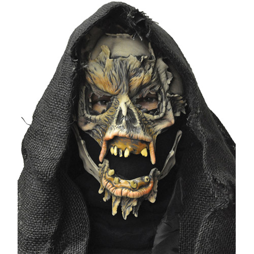 Decayed Halloween Adult Latex Mask